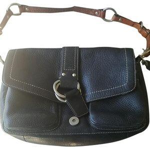 Coach Chelsea Pebble Stone handbag